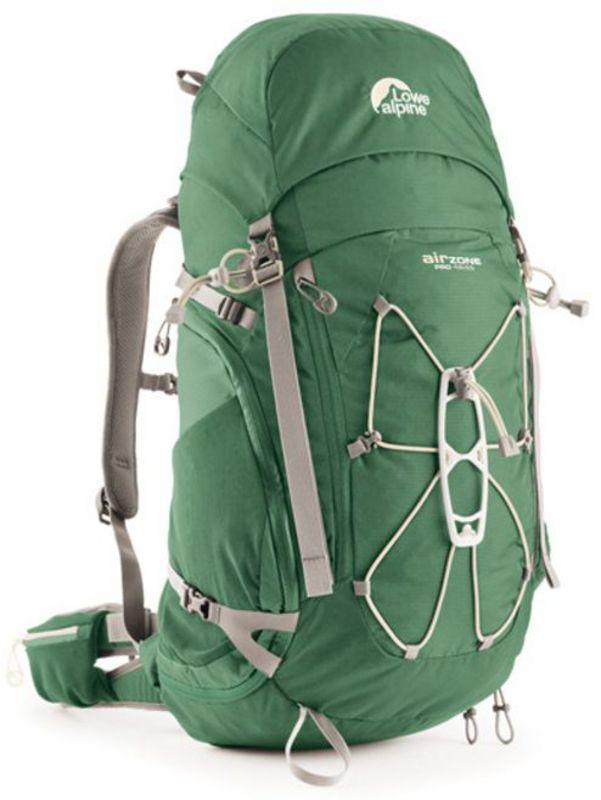 Batoh Lowe Alpine AirZone Pro 45:55 Amazon green / sand