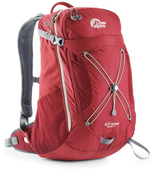 Batoh Lowe alpine AirZone Spirit 25 sunset red / quarz