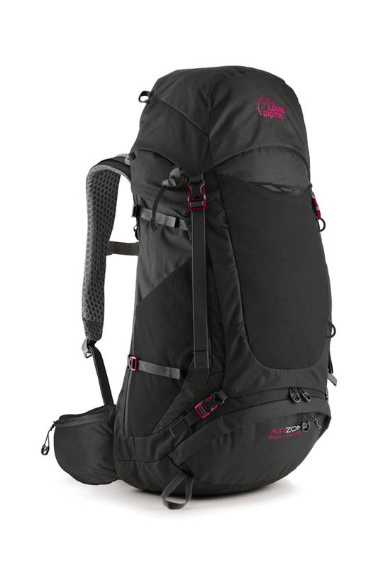 Lowe Alpine AirZone Trek black 2016 40l