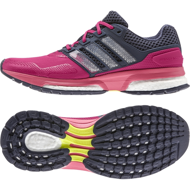 Topánky adidas Response Boost TechFit J B24324