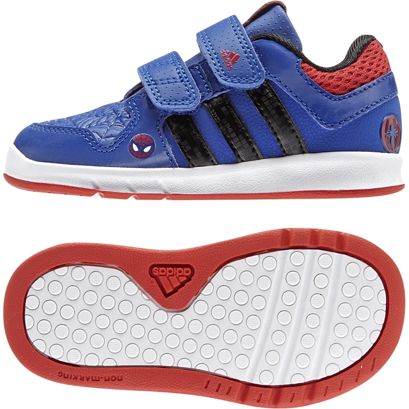 Topánky adidas LK Spiderman CF I B24569