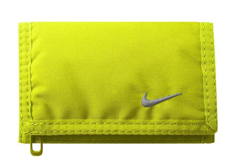 Peňaženka Nike Basic Wallet yellow