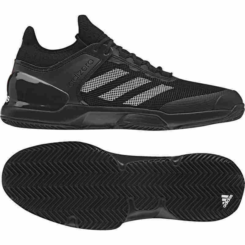 888ef58a20442 Topánky adidas adiZero Ubersonic Clay BB3322 · pánske · tenis