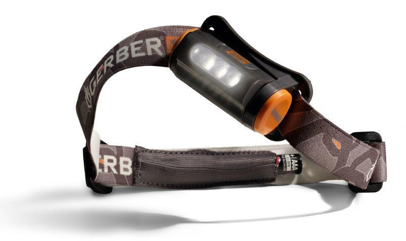 čelovka Gerber Bear Grylls Hands Free Torch 31-001028