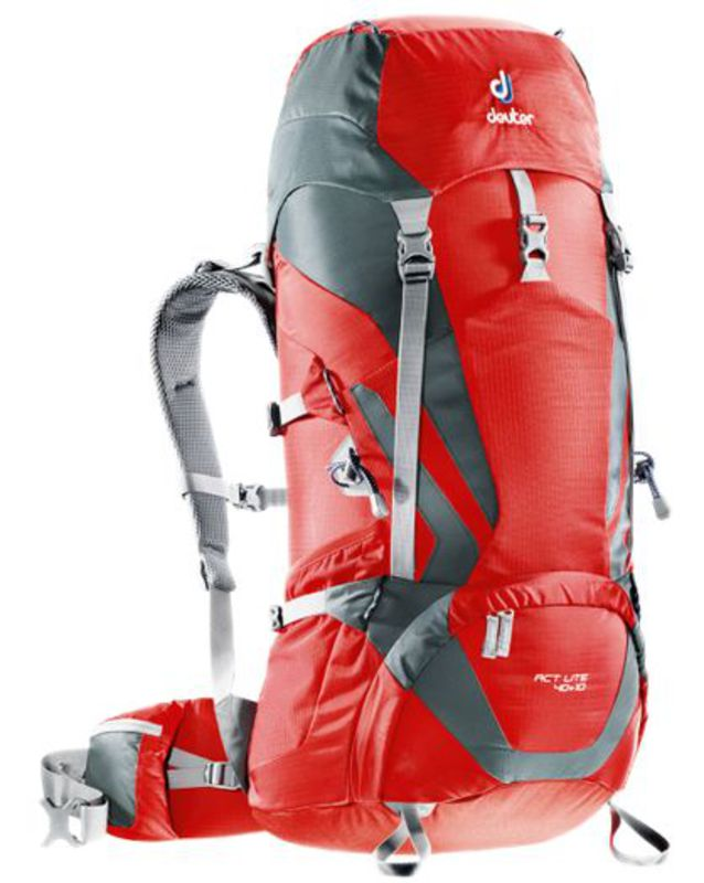 Batoh Deuter ACT Lite 40+10 fire-granite (3340115)