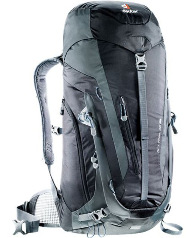 Batoh Deuter ACT Trail 36 El black-granite (3440915)