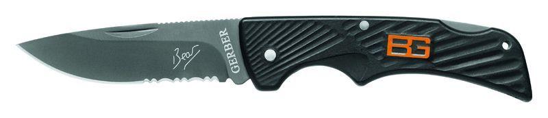 Nôž Gerber Bear Grylls Scout Compact 31-000760