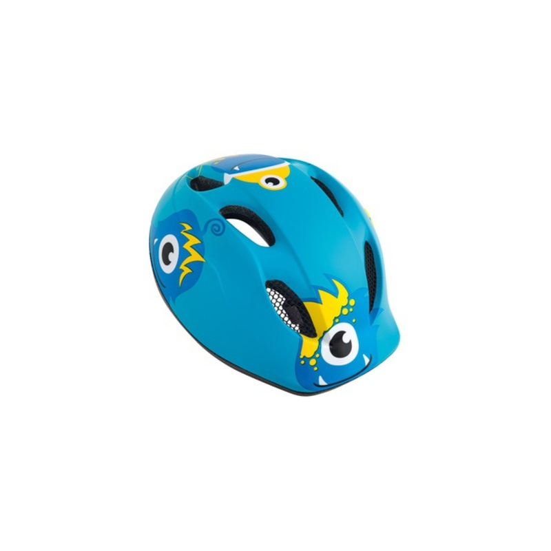 Detská helma MET Buddy príšerky / modrá