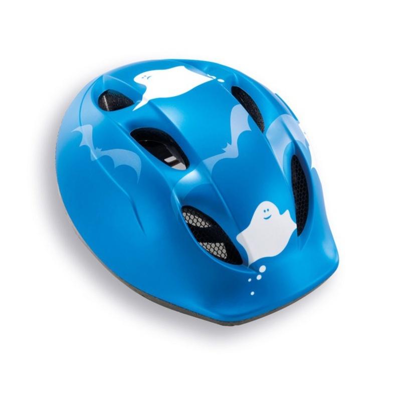 Detská helma Met Super Buddy 52/57 - duch / modrá