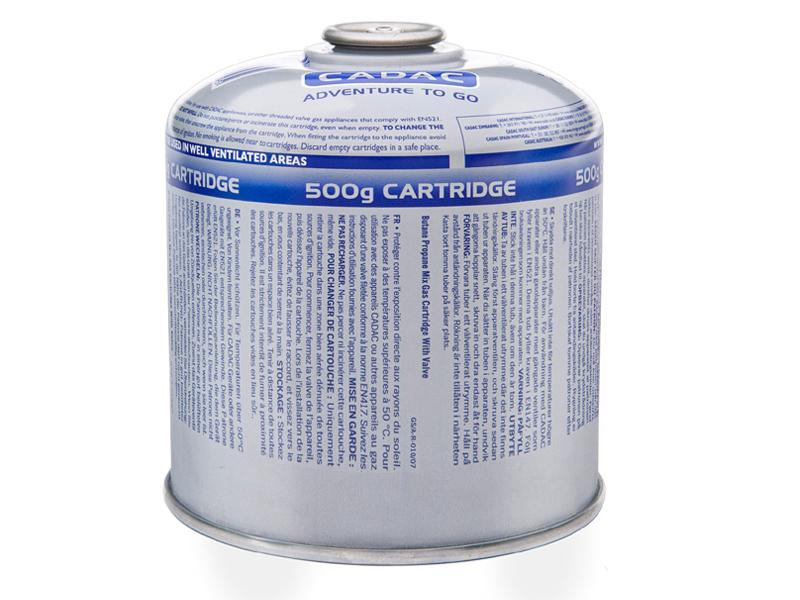 Kartuše CADAC 500g CA500