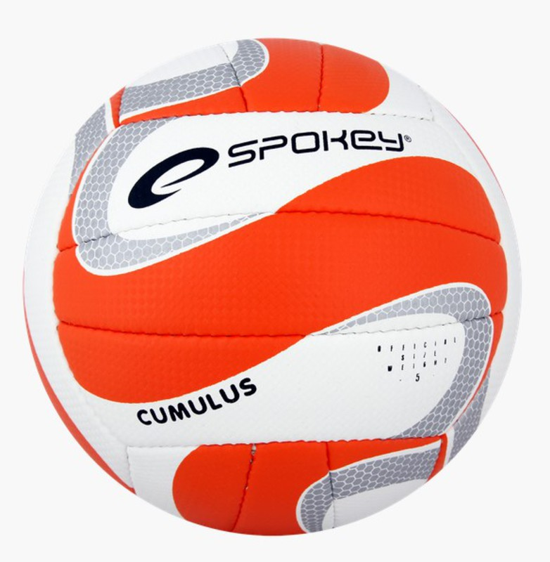 Volejbalový lopta Spokey CUMULUS II oranžový - gamisport.sk aae857c9a5c