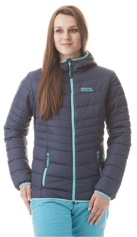 Dámska zimný bunda Nordblanc NBWJL5838 tmavo modrá - gamisport.sk 2c202385504