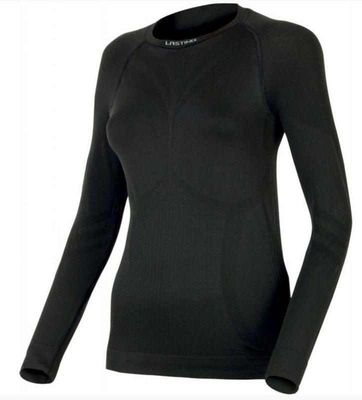 Dámske Termo triko Lasting Atala 9090 čierna L/XL
