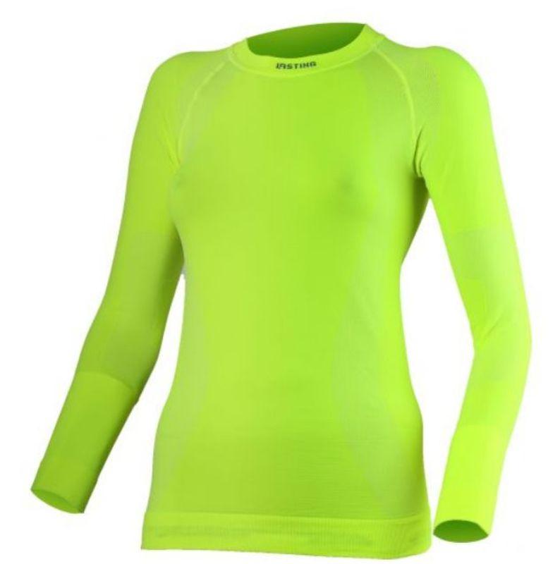 Dámske termo triko Lasting Tasa 1001 zelená S/M
