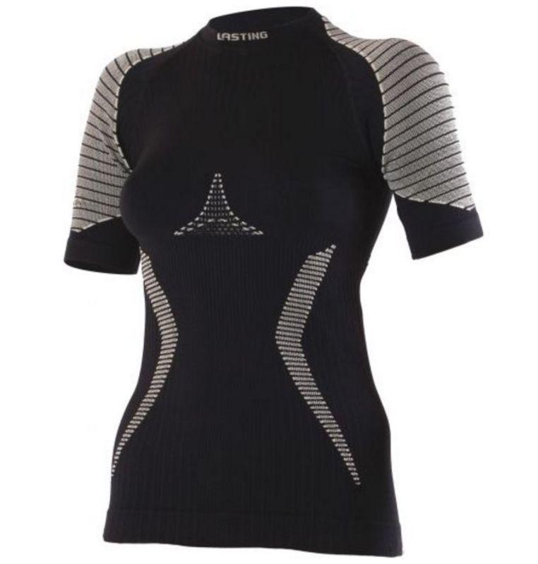Dámske triko Lasting Resa 9070 čierna S/M