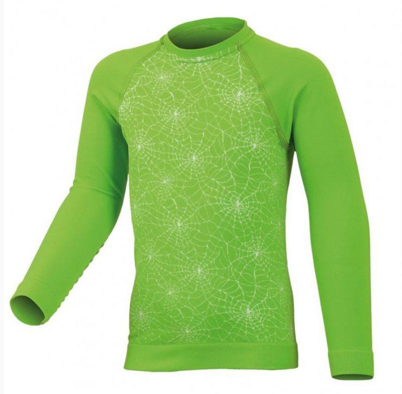 Detské termo triko Lasting Dafne 3401 zelená 146-158