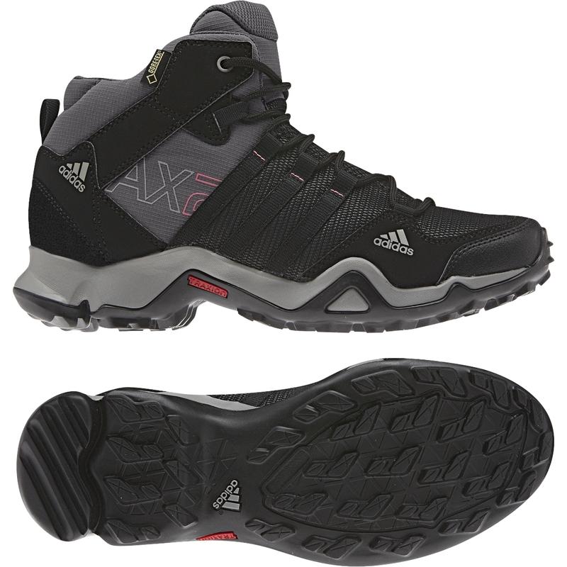 Topánky adidas AX 2 MID GTX W D66497