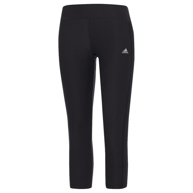 Legíny adidas Workout Pant 3 Stripes 3/4 Tight D89640