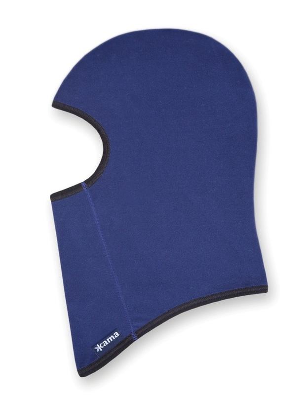 Detské fleecová kukla Kama DB16 108 tmavo modrá