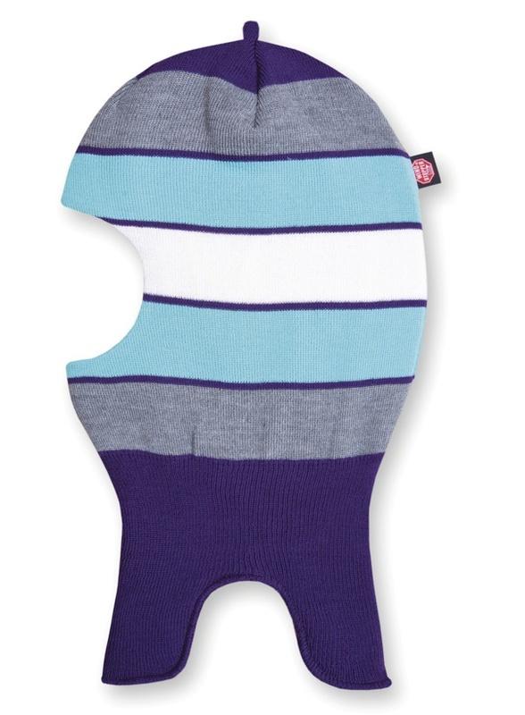 Detské pletená kukla Kama DB19 116 fialová