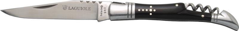 Nôž Baladéo Laguiole 11 cm, rohovina, vývrtka DUB041