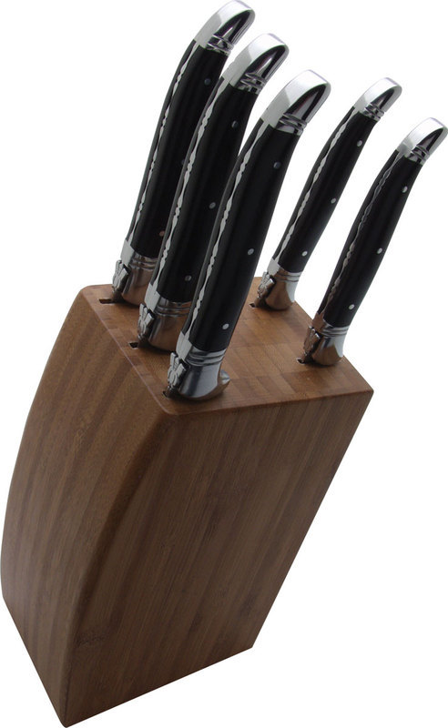 Baladéo Laguiole sada 5-ti kuchynských nožov DUB130