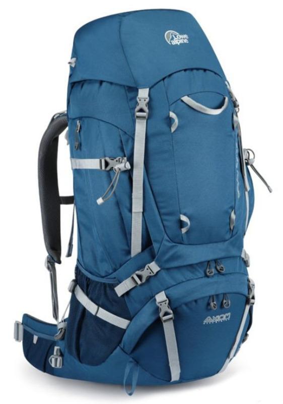 Batoh Lowe alpine Axiom Diran 65:75 Atlantic blue / zinc