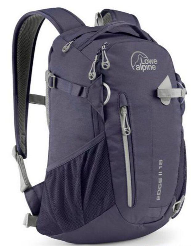 Batoh Lowe alpine Edge II 18 Aubergine / quartz