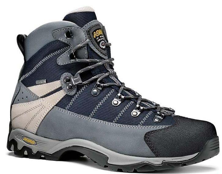 Topánky Asolo Elios GV 545 šedá / modrá