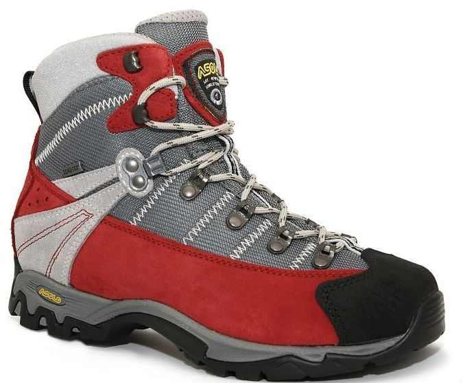 Topánky Asolo Elios GV 534 červená / šedá