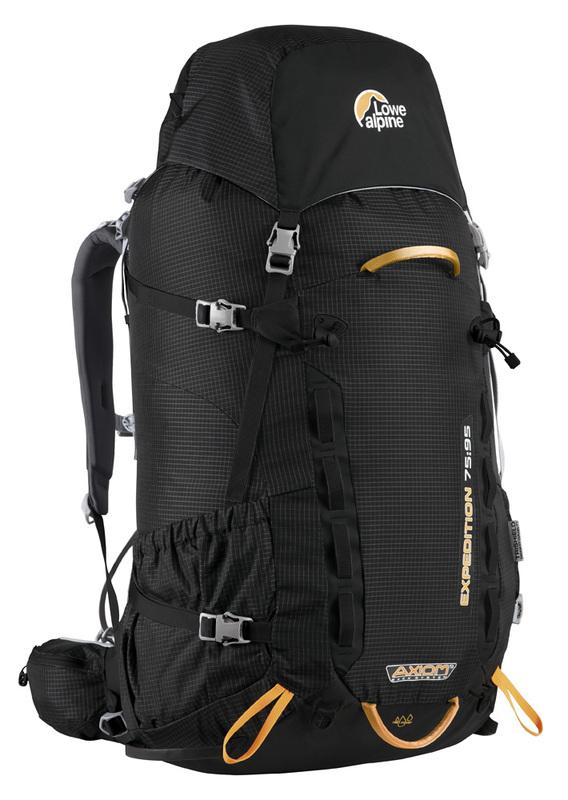 Batoh Lowe Alpine Axiom 7 Expedition 75:95 black / bl