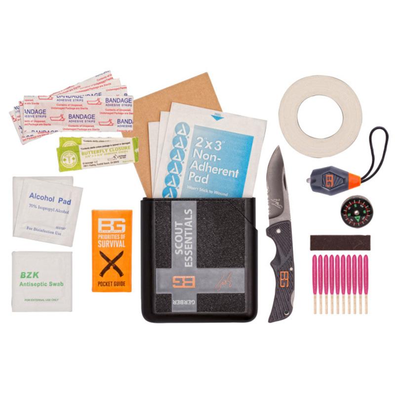 Sada pre prežitie Bear Grylls Scout Essentials Kit 31-001078