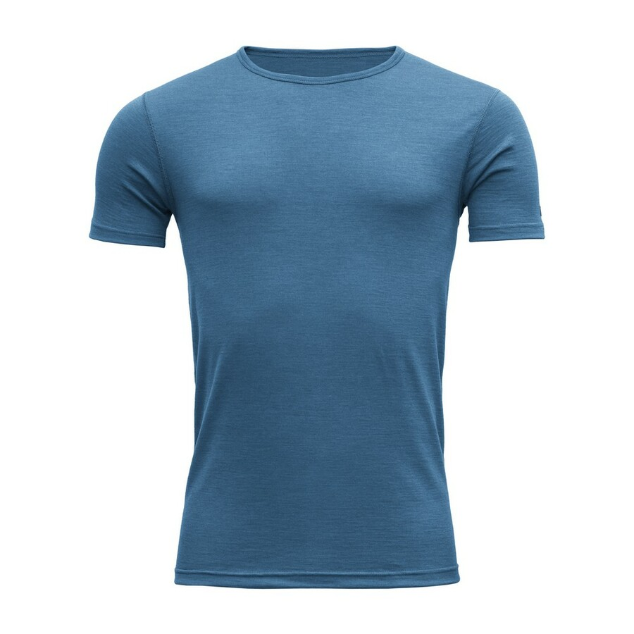 Pánske triko Devold Breeze Man T-shirt GO 181 210 A 258A