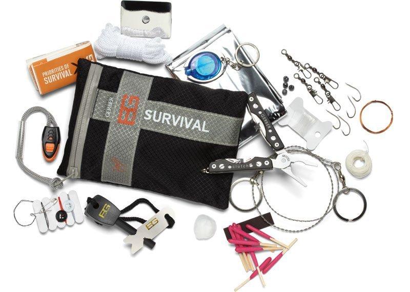 Sada pre prežitie Gerber Bear Grylls Survival Ultimate Kit 31-000701