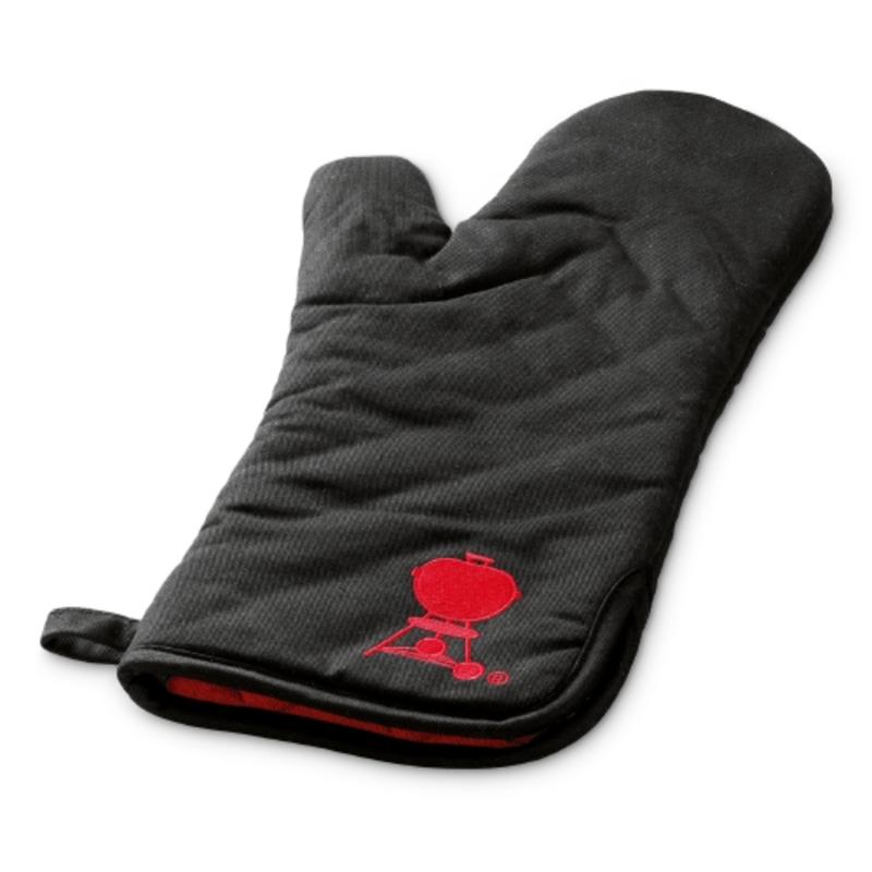 Grilovaci rukavice Weber čierna 6472