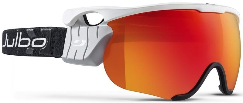 0eef55e8c Lyžiarske okuliare Julbo Sniper M Cat 2 white / grey - gamisport.sk