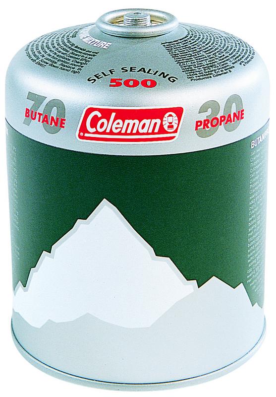 Coleman Kartuša typ 500