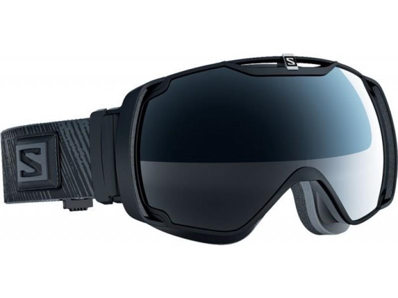 Lyžiarske okuliare Salomon XTEND Black/Solar Black 367816