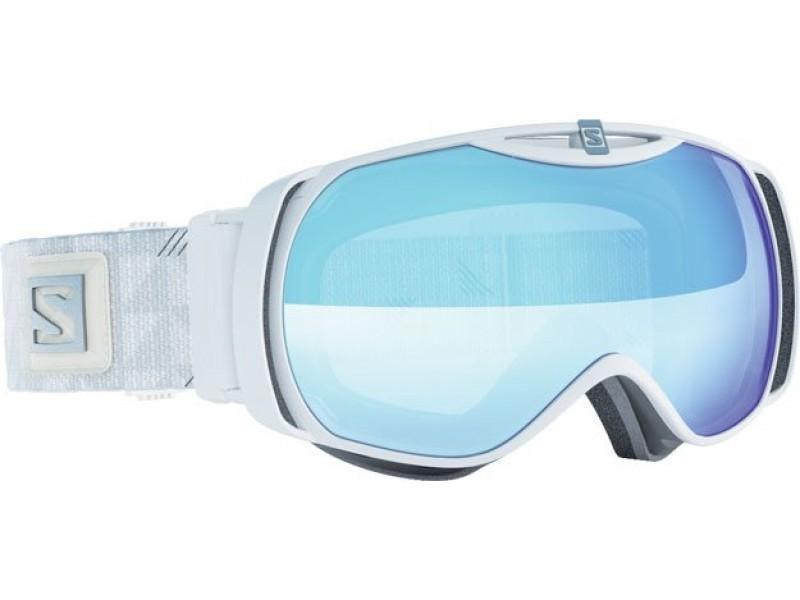 Lyžiarske okuliare Salomon XTEND S White/Low Light Light Blue 367903