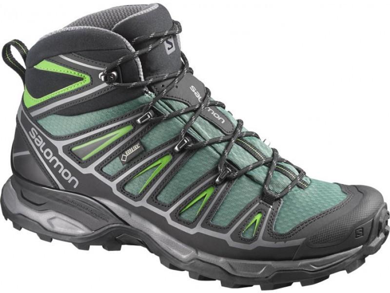 Topánky Salomon X ULTRA MID 2 GTX ® 371032