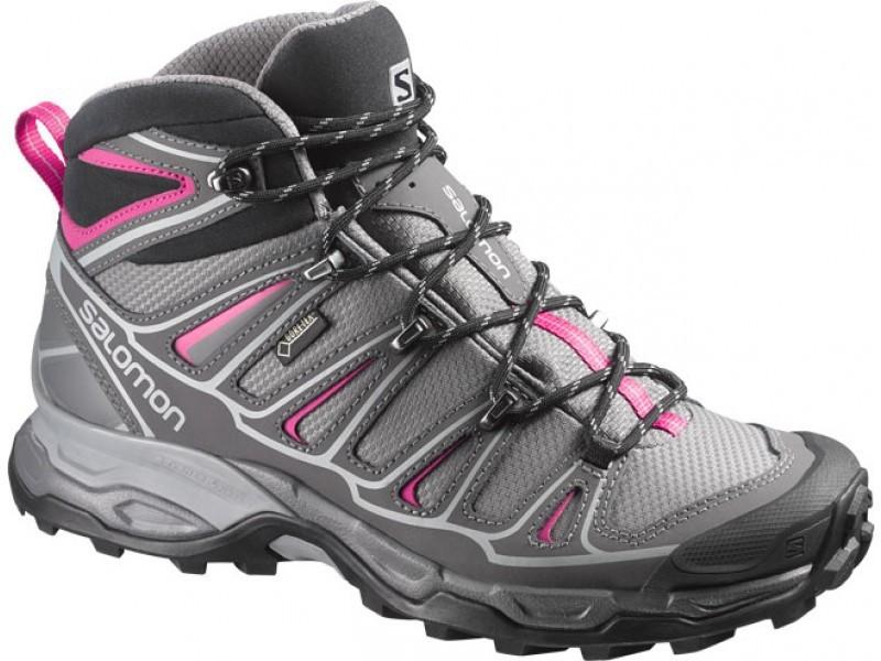 Topánky Salomon X ULTRA MID 2 GTX ® W 371477