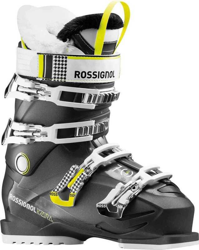Lyžiarske topánky Rossignol Kiara 70 black metal RBF8230