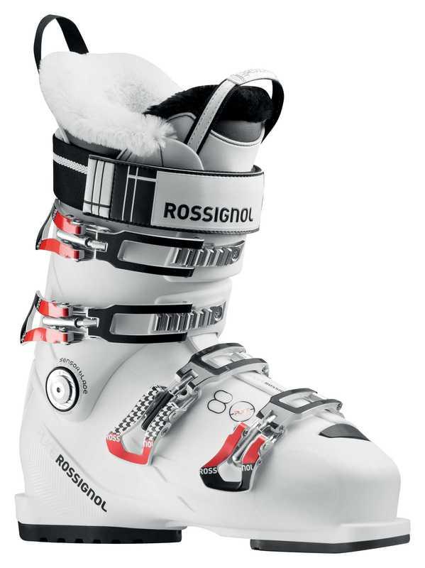 Lyžiarske topánky Rossignol Pure 80 white RBF2330