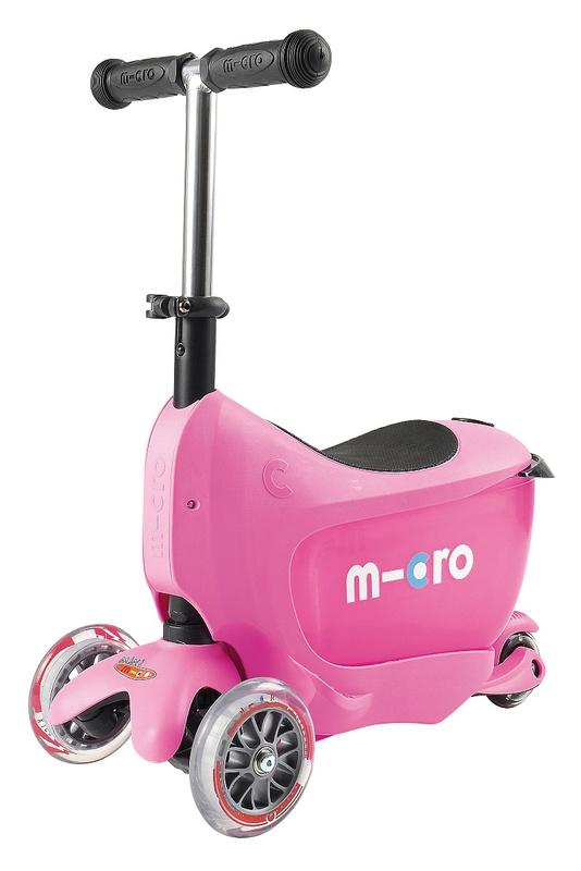 Kolobežka Micro Mini2go - ružová