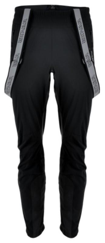 Pánske nohavice na bežky Silvini Mazaro PRO MP1101 black S