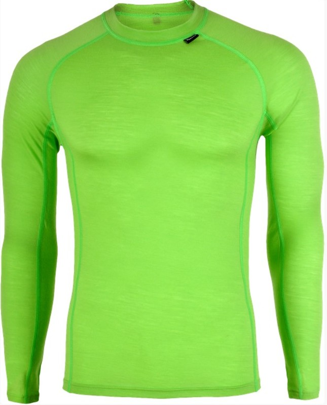 Pánske triko Silvini LANA MT565 green S