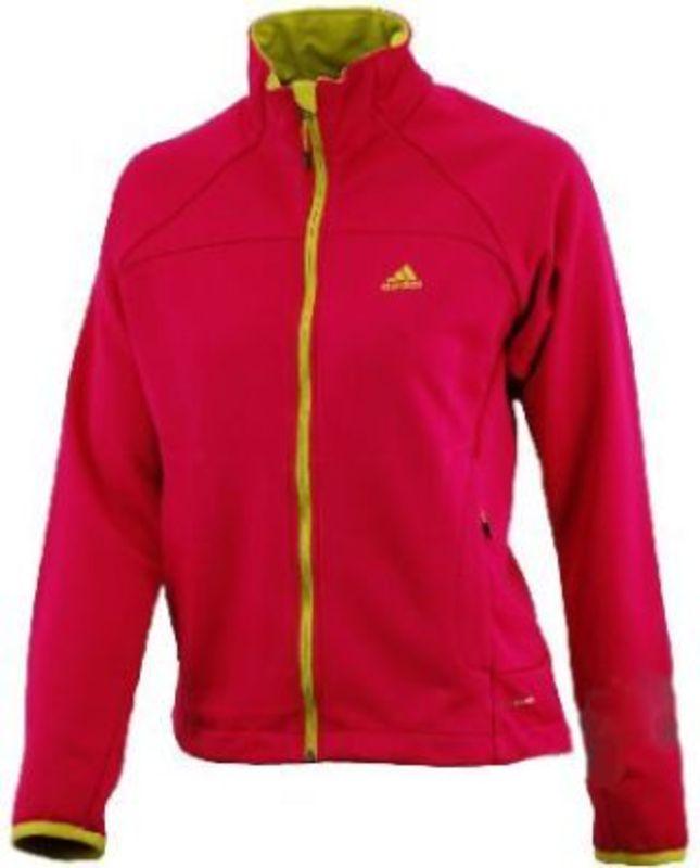 Mikina adidas Hiking 1Side Fleece W O05909