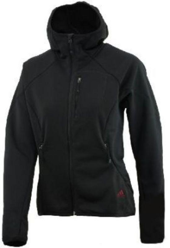 Mikina adidas Hiking 1Side Fleece Hoodie W O05945 38