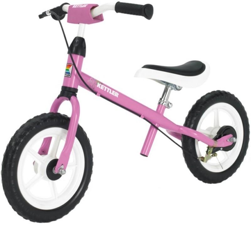 Odrážadlo Kettler Speedy 12.5 Pink 8719-100