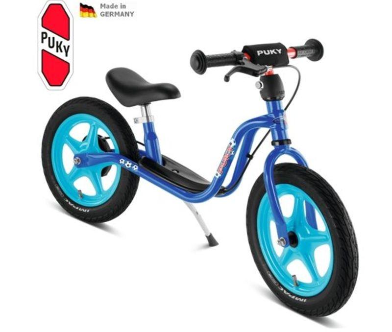 Odrážadlo s brzdou PUKY Learner Bike LR 1 BR modrá